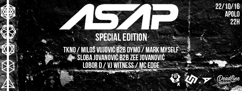 ASAP Special Edition cover
