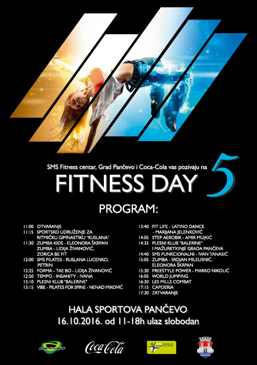 program fitnes day