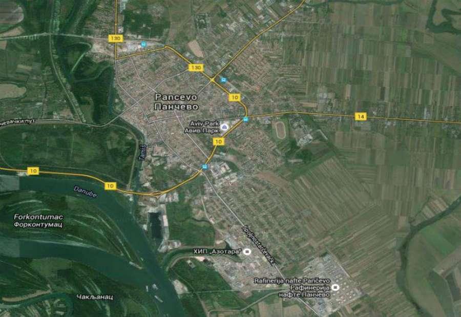 mapa novog sada satelitski snimak Osvežene Gugl mape mapa novog sada satelitski snimak