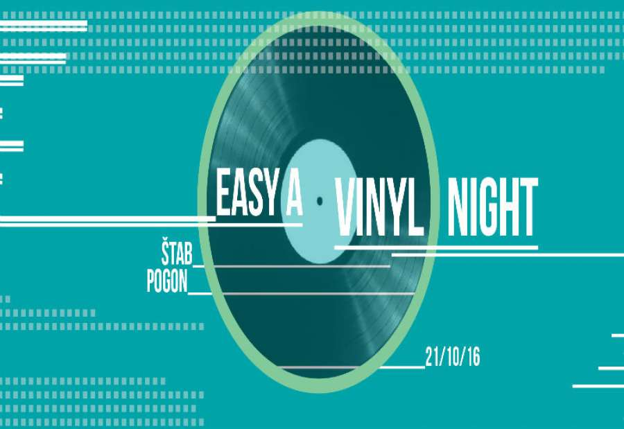 Easy A Vinyl Night