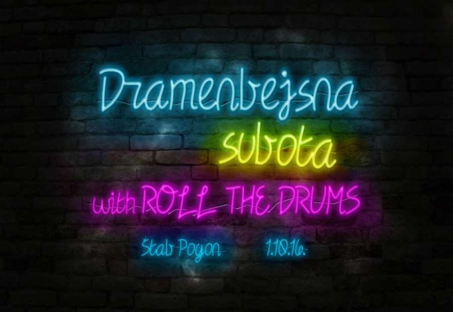 """Roll the Drums"" u ""Štab Pogonu"""