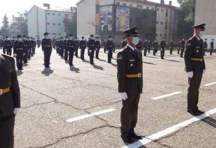 U Pančevu organizovan svečani prijem podoficira u vojnu službu