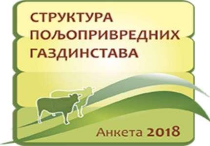 U toku prijave za anketare za anketu o poljoprivrednim gazdinstavima