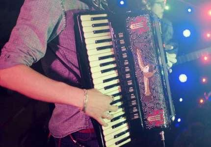 U Ivanovu u toku pripreme za Treći međunarodni festival harmonike