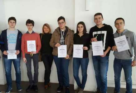Pančevački đaci uspešni na državnom takmičenju iz fizike