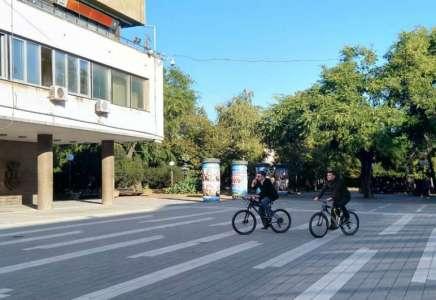 Čelnici Pančeva uključili se u obeležavanje manifestacije Evropska nedelja mobilnosti