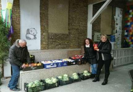 Uručena donacija u hrani Sigurnoj kući