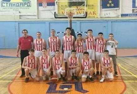 Pioniri Kris Krosa vicešampioni Vojvodine