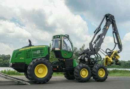 "Novi ""Harvester"" za Vojvodinašume ""Banat Pančevo"""