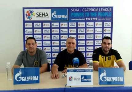 SEHA liga: Rukometaši Dinama putuju u Belorusiju na meč protiv Meškova