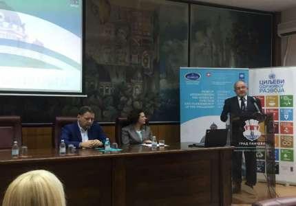 Predstavljen E-parlament u Gradskoj upravi grada Pančeva