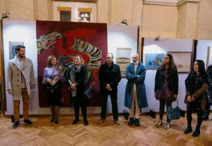 Svečano otvoren jubilarni 50. Salon umetnosti Pančevo