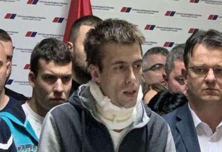 SNS: Zahtevamo od nadležnih organa da reaguju u slučaju napada na odbornika Tešića