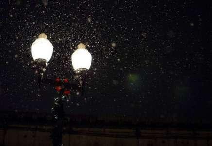 Deo Bavaništanskog puta bez osvetljenja