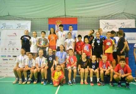 "Medalje za Pančevce na ""Trofeju Beograda"""