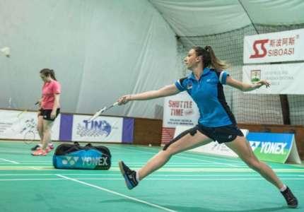 Badminton: 17 medalja Pančevcima na turniru u Beogradu