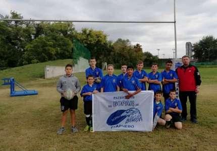 Održan prvi turnir Prvenstva Srbije u ragbiju za pionire