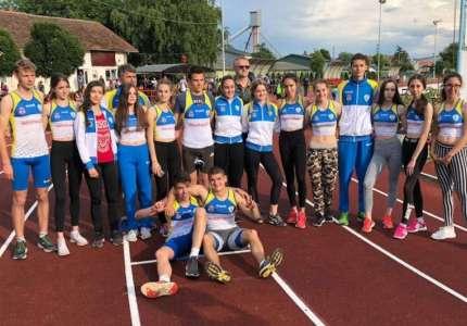 Atletika: Marija Mrkela i Aleksa Živanov najbolji u Srbiji