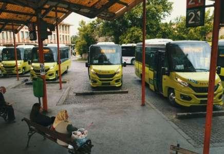 """""""Pantransport"""": u Pančevo stigli novi autobusi"""
