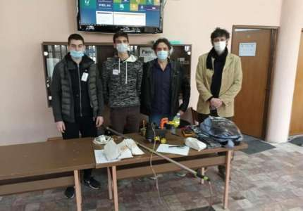 Mašinska škola Pančevo osvojila drugo mesto na takmičenju iz Robotike i veštačke inteligencije