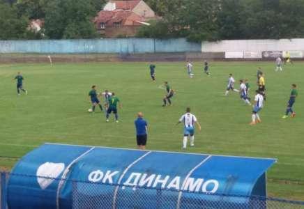Prijateljska utakmica fudbalera Dinama i Zemuna završena nerešeno