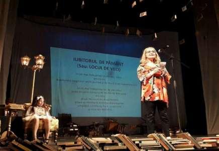 Pesnikinja Gordana Vlajić iz Pančeva na Festivalu poezije u Rešicama