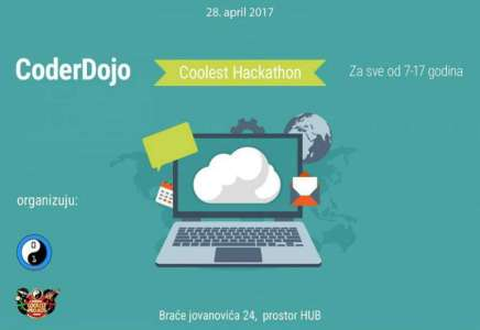 Sledećeg vikenda prvi Hackathon u Pančevu