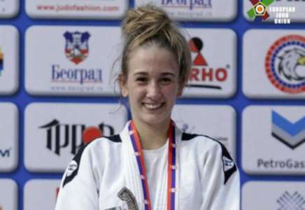 Andrea Stojadinov osvojila srebro na Evropskom prvenstvu