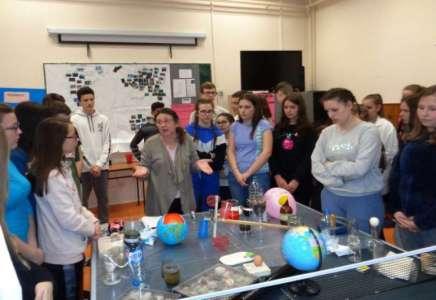 Pančevački đaci organizovali 8. festival nauke na Divčibarama