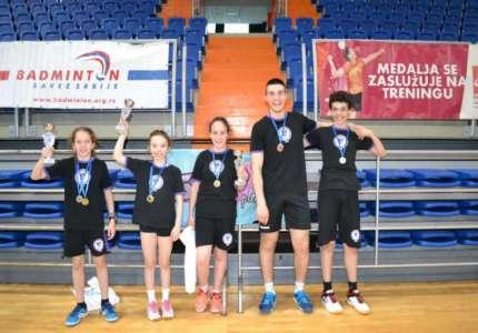 Šest medalja za igrače BK Pančevo u Vršcu