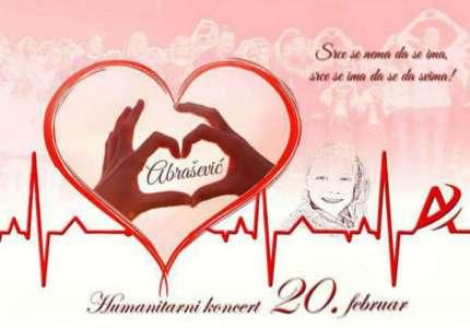 Humanitarni koncert za pomoć u lečenju devojčice Lole Medenice
