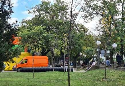 Tretman suzbijanja krpelja u Pančevu 21. oktobra