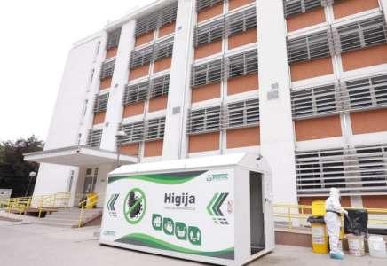 Opšta bolnica Pančevo počeće sa redovnim radom od 25. maja