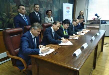 U Pančevu potpisan ugovor o ustupanju zemljišta za izgradnju fabrike BROSE