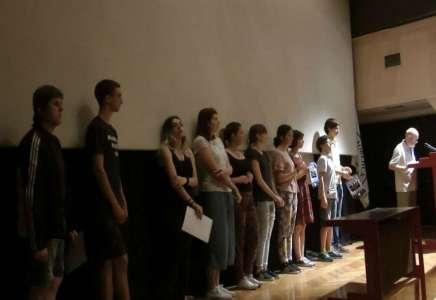 Tri nagrade za polaznike filmske škole Centra za talente