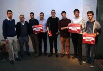 Pančevci među mladim IT preduzetnicima koje je novčano podržao Telekom