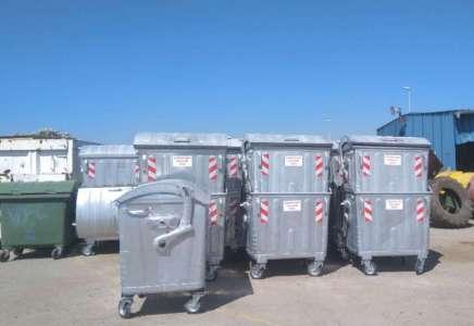 JKP Higijena je kupila više od 300 novih kontejnera koji će od sutra biti na ulicama Pančeva