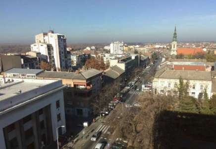 Vazduh Pančeva i dalje najviše zagađuju industrija, individualna ložišta i saobraćaj