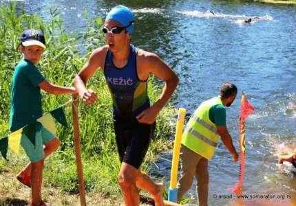Triatlon: Pančevci na takmičenju u Somboru osvojili šest medalja