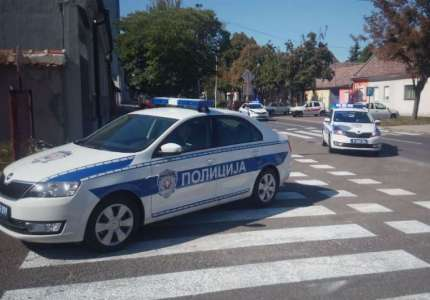 Pančevačka policija dobila nova patrolna vozila (VIDEO)