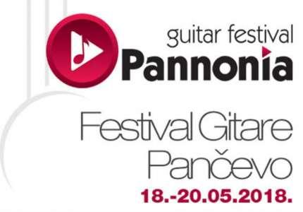 "Festival gitare ""Panonija"" trajaće do 20. maja"