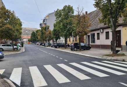 Završeni radovi u Dimitrija Tucovića, nastavljaju se na Strelištu i Misi