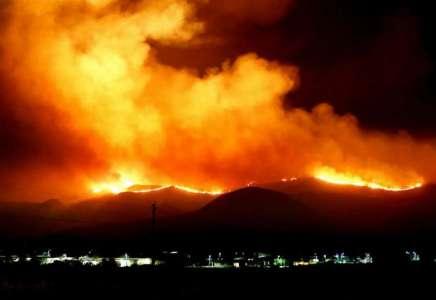 MUP: Lokalizovan požar u Omoljici