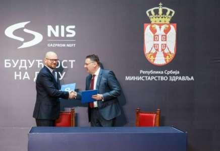 """NIS će u Pančevo uložiti 15 miliona kroz program """"Zajednici zajedno"""""""