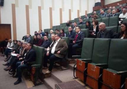 Sednica Skupštine Grada Pančeva zakazana za 6. decembar