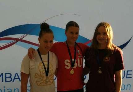 Plivanje: treće mesto za Anju Jakimovski iz Pančeva