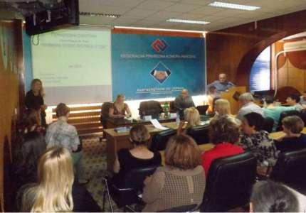 U Komori održan seminar o primeni novih propisa o PDV