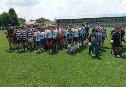 Završni turnir Kupa Srbije u ragbiju održan u Starčevu