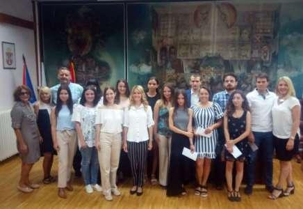 Uručene nagrade najboljim studentima grada Pančeva