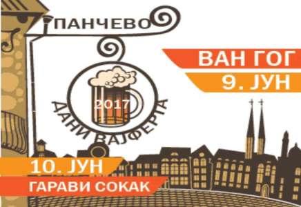 """Gradska manifestacija """"Dani Vajferta"""" biće održani 9. i 10. juna"""